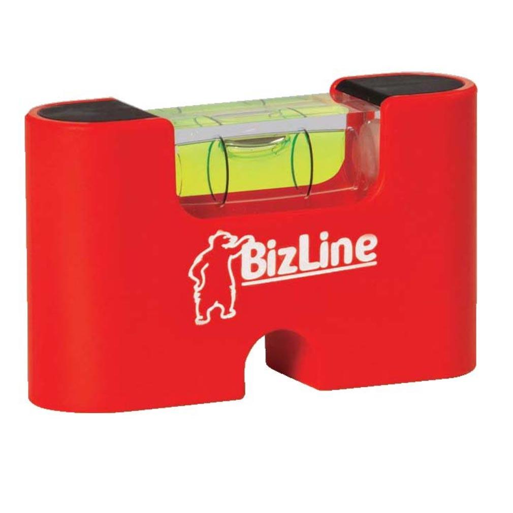 Bizline - BIZ700386 -  Mini niveau spécial électricien 7 cm
