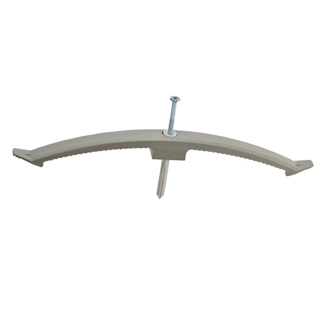 Bizline - BIZ710238 -  Arceau fixe-câbles double 16 câbles