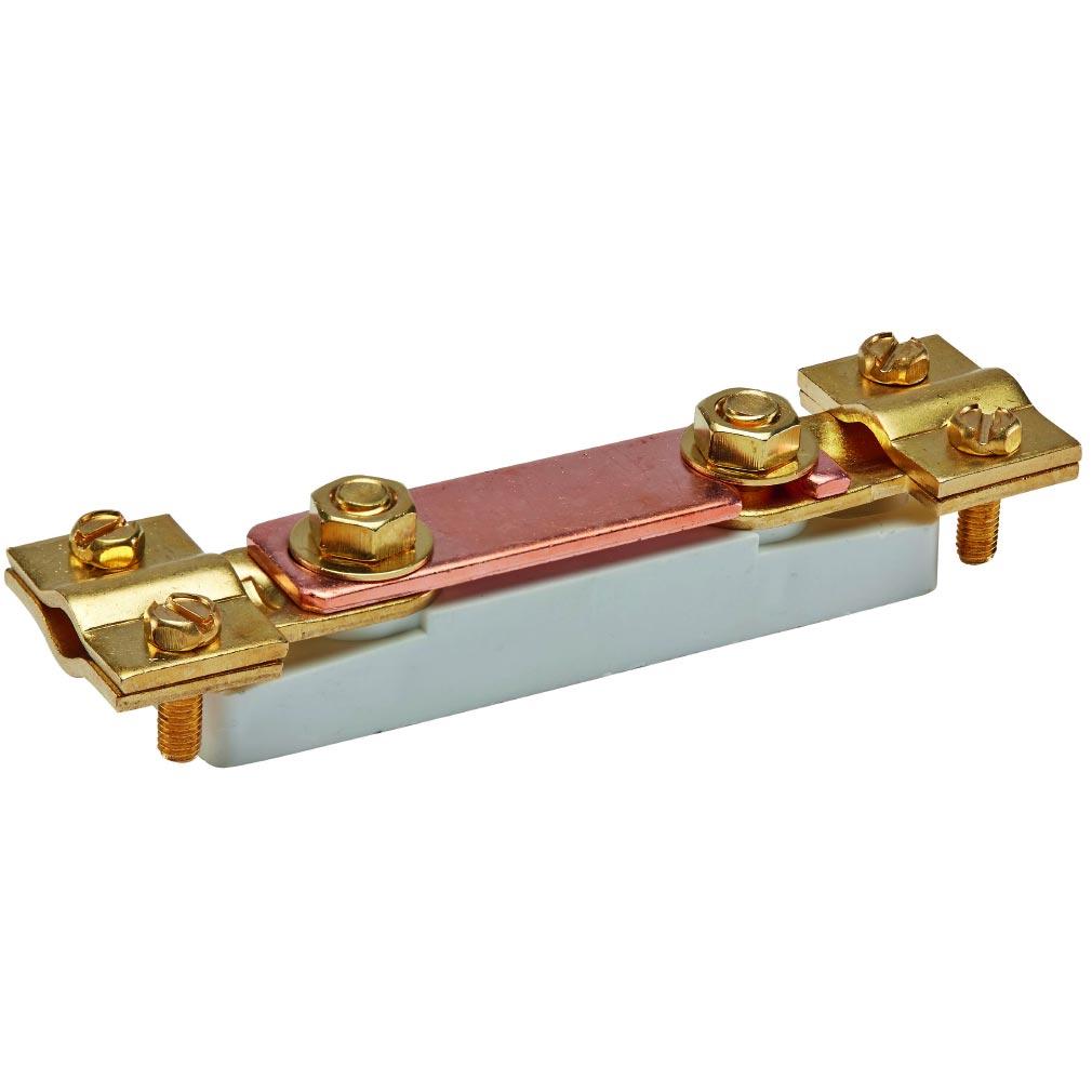 Bizline - BIZ710272 - Barrette de coupure basse avec isolant plastique sans platine 35 mm²