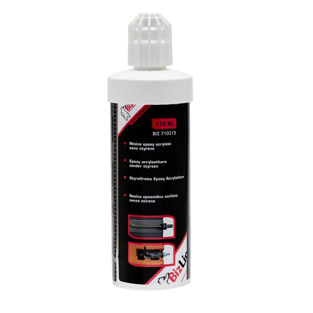 Bizline - BIZ710314 -  Résine chimique 310 ml