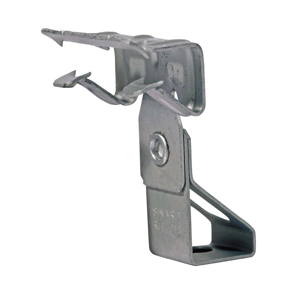 Bizline - BIZ710336 -  Attache IPN pour tiges filetées M6 15-20 mm (x 25)