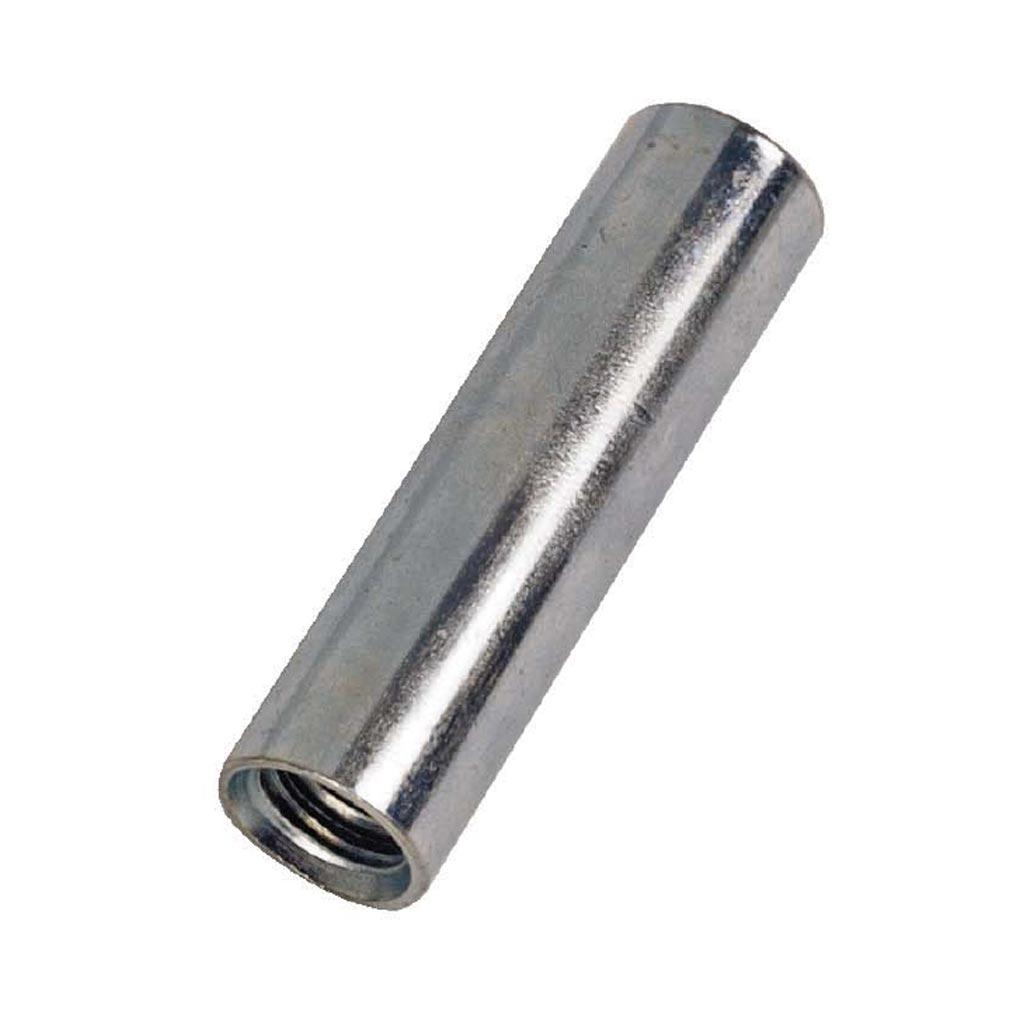 Bizline - BIZ710441 -  Connecteur pour tiges filetées cylindrique M6 x 30 mm (x 50)