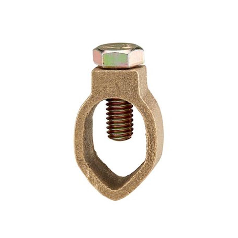 Bizline - BIZ710750 - BIZLINE 710750 - Connecteur de mise à la terre pour piquets de terre acier-cuivre 5/8'