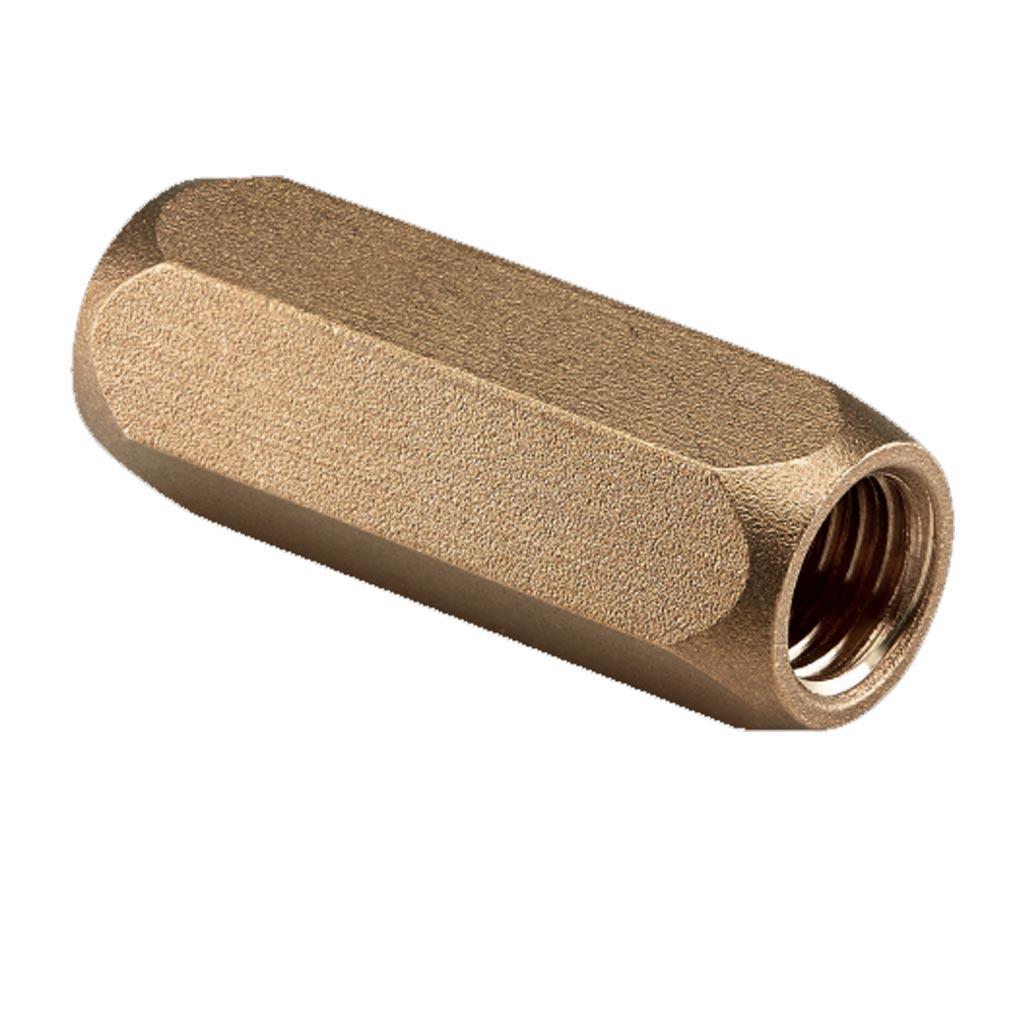 Bizline - BIZ710760 - BIZLINE 710760 - Manchon de raccordement pour piquets de terre acier-cuivre 5/8''