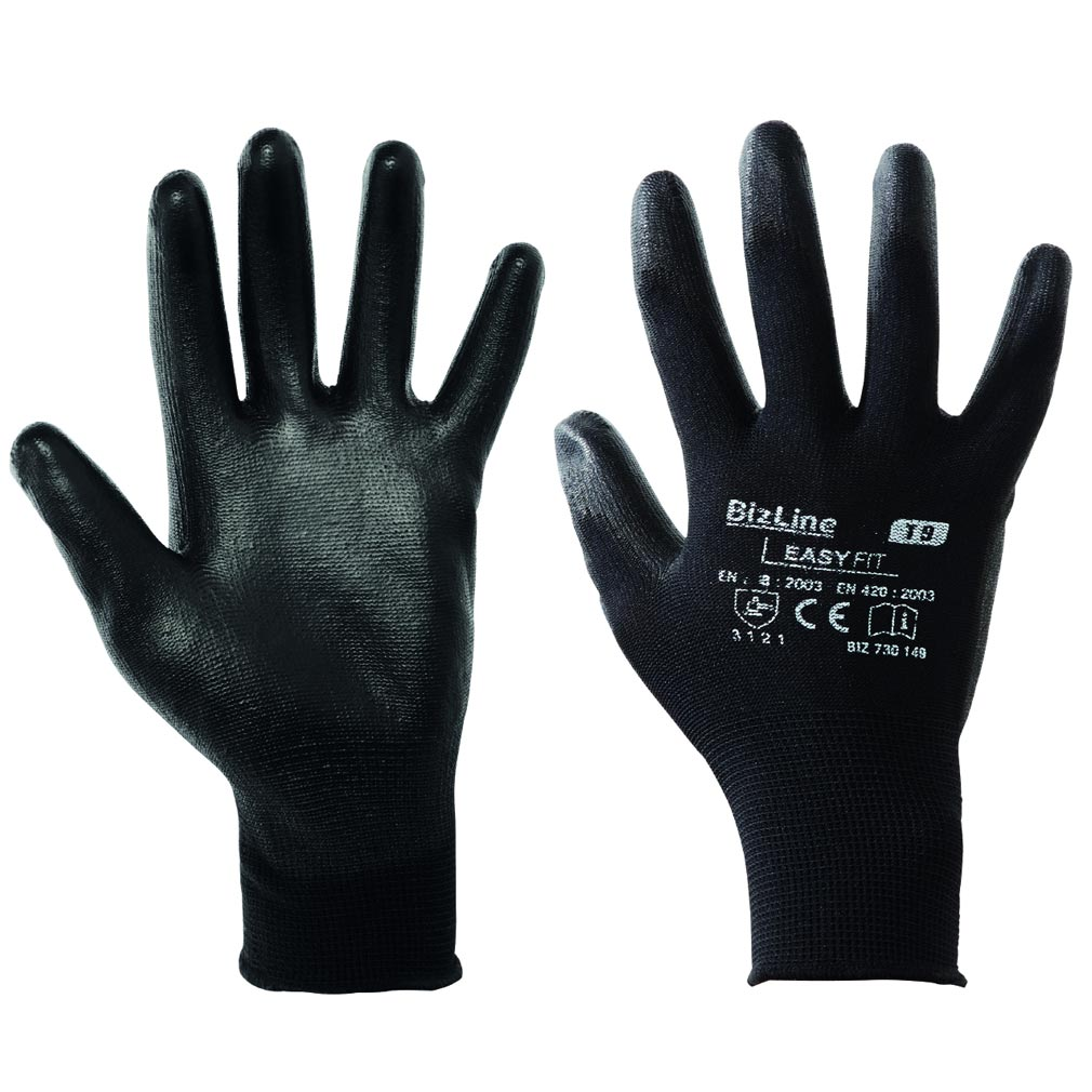 Bizline - BIZ730149 -  Gants de manutention easy fit taille 9 (x 10)