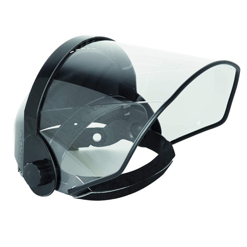 Bizline - BIZ730202 -  Écran de protection relevable monté sur serre tête