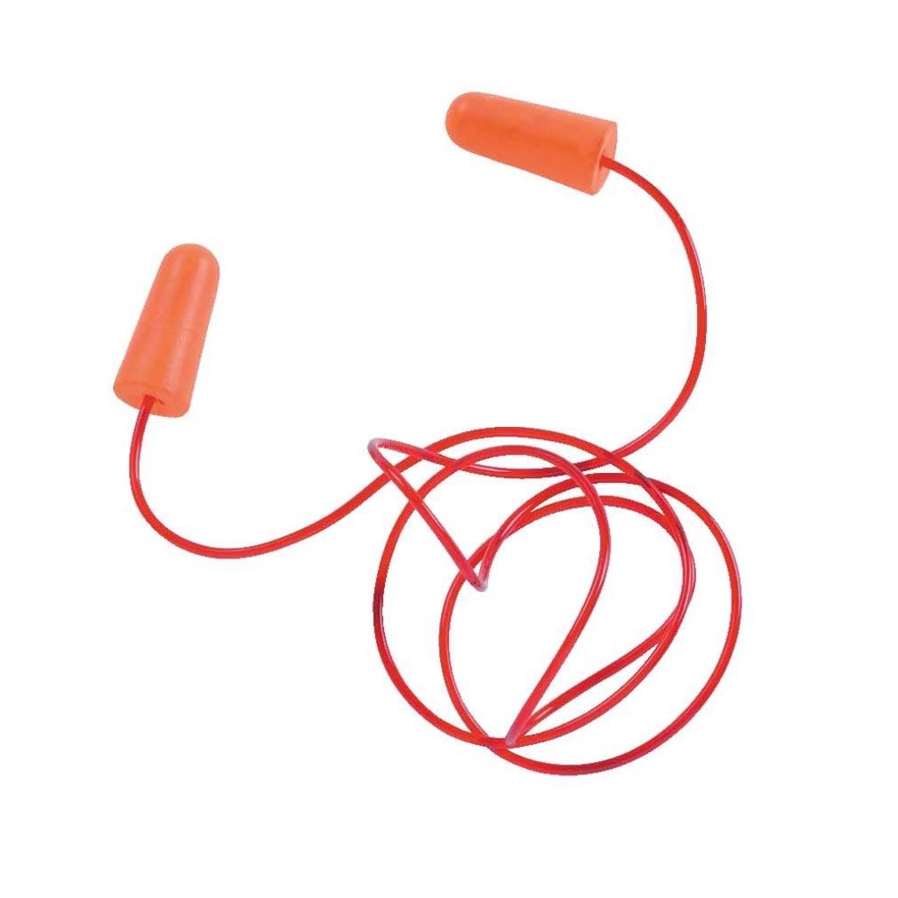 Bizline - BIZ730232 -  Bouchons d'oreilles avec cordelette (x 5)