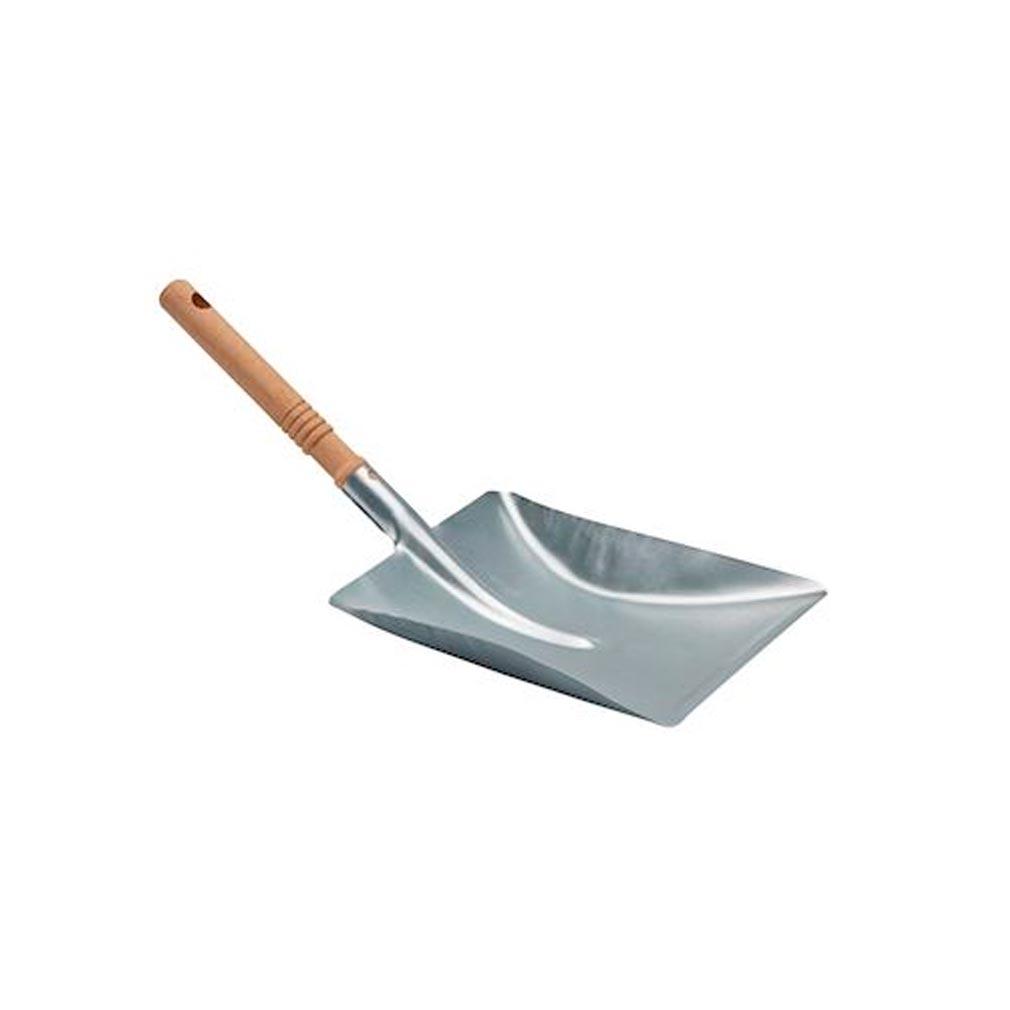 Bizline - BIZ730925 - BIZLINE 730925 -  Pelle en métal zingué avec manche bois
