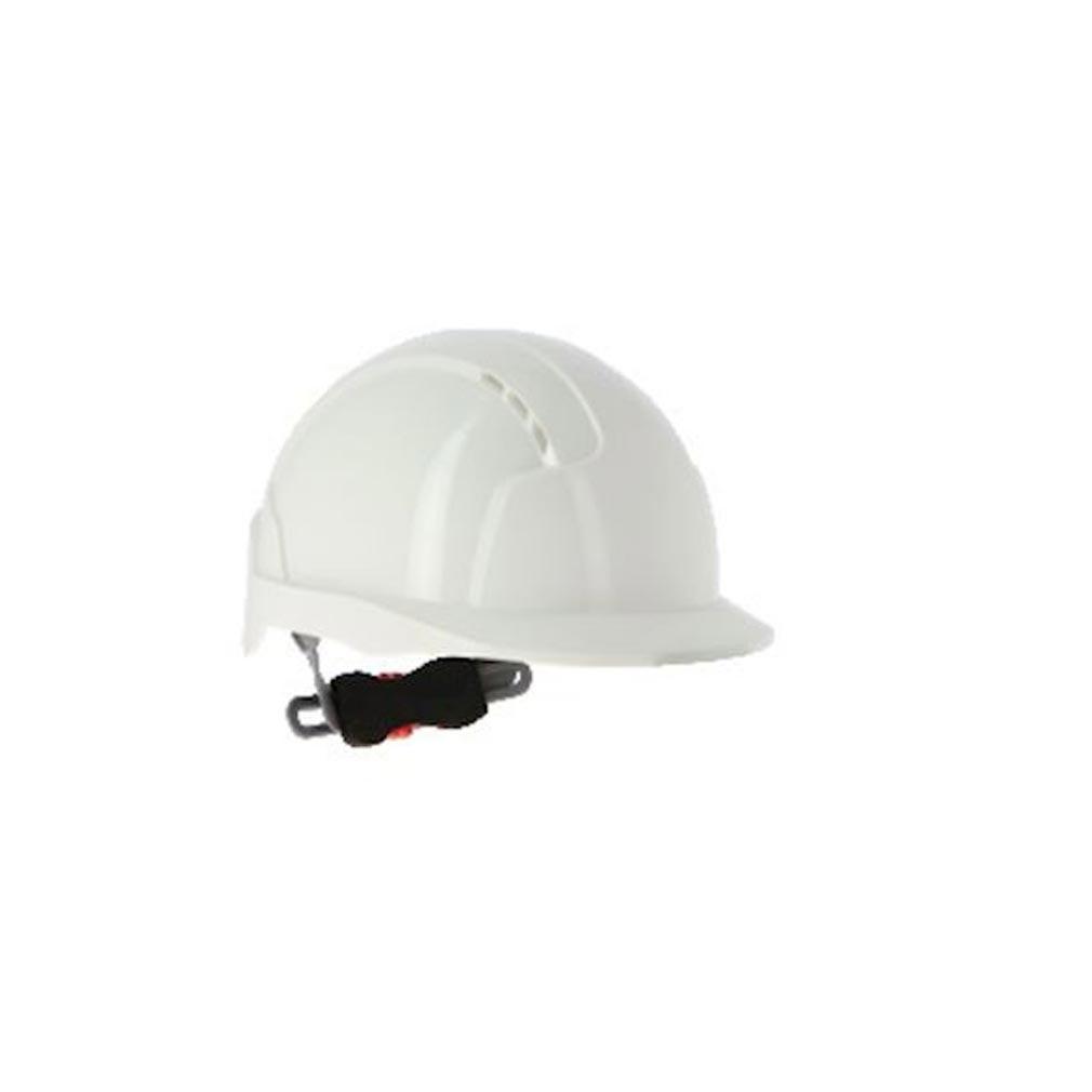 Bizline - BIZ731007 - BIZLINE 731007  -  Casque Confort Evolite Blanc ventilé