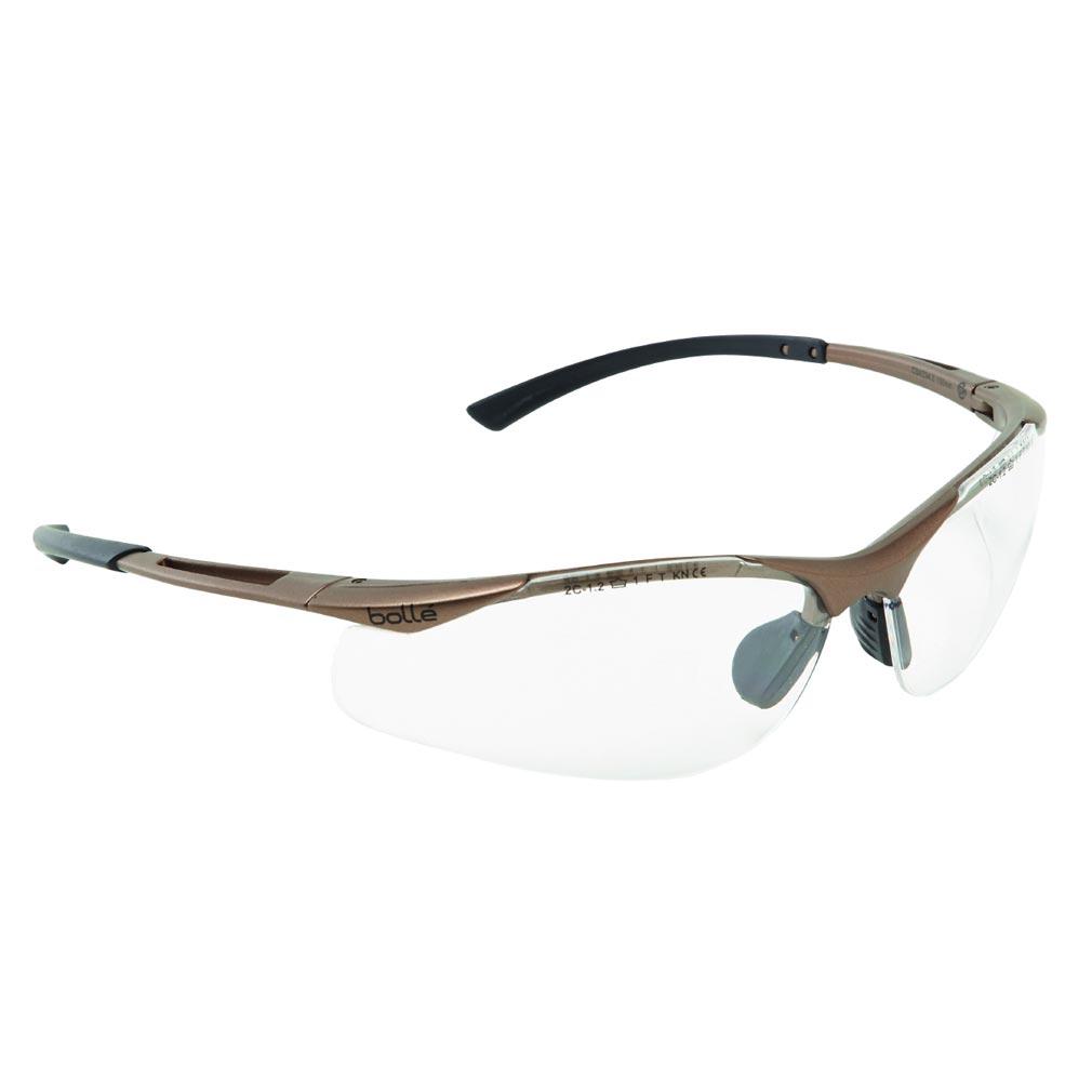 Bizline - BIZ731650 -  Lunettes de protection Contour transparent