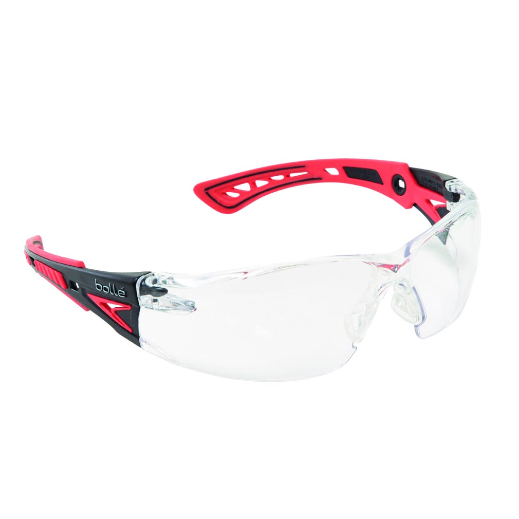 Bizline - BIZ731655 - BIZLINE 731655 -  Lunettes de protection Rush + transparent