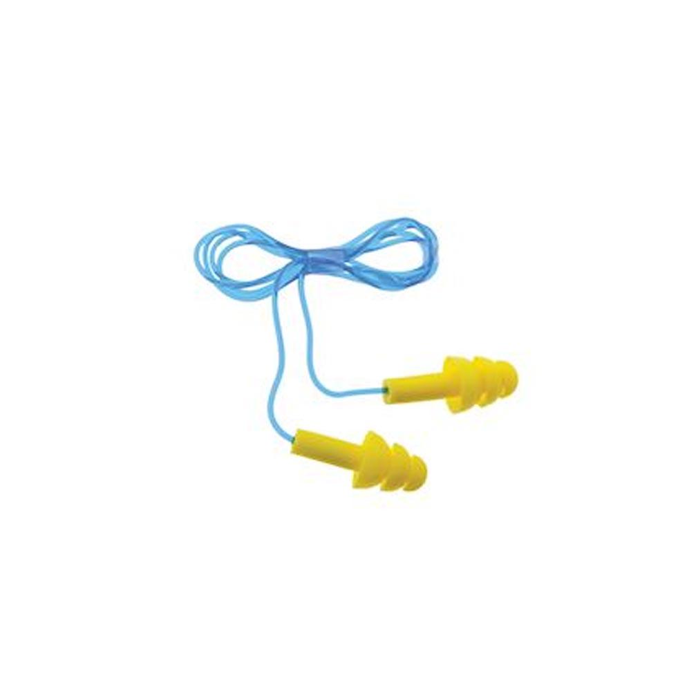 Bizline - BIZ731681 - BIZLINE 731681 -  Bouchons d'oreille avec cordon et boite