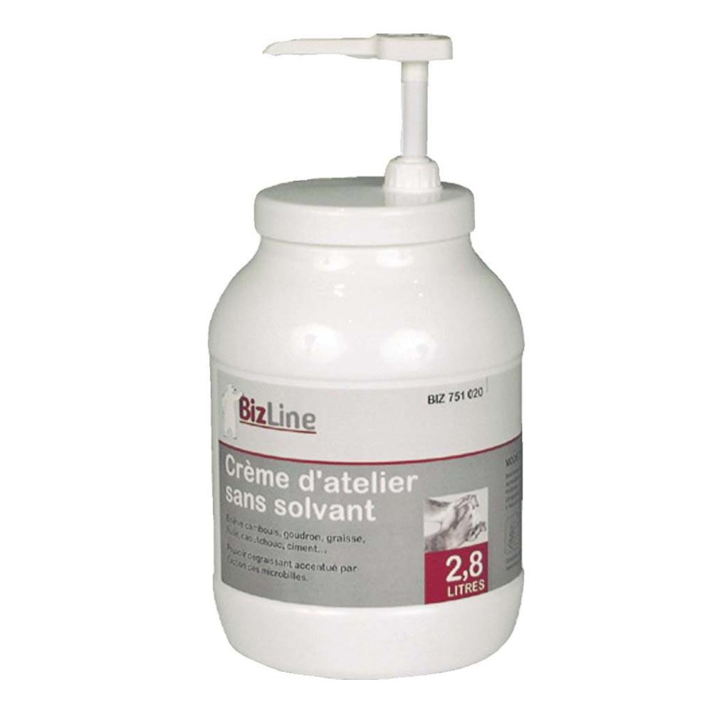 Bizline - BIZ751020 - CREME D'ATELIER SANS SOLVANT 2.8 L VERTE