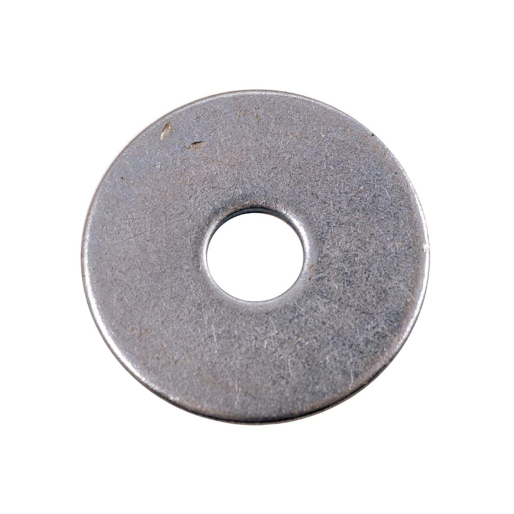Bizline - BIZ770180 -  Rondelle plate extra large M4 (x 100)