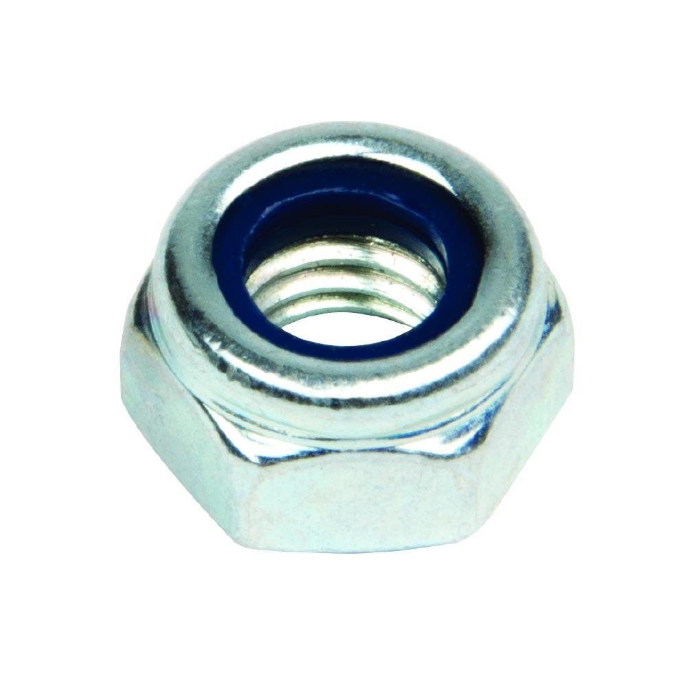 Bizline - BIZ770210 -  Écrou indesserrable avec bague nylon M6 (x 50)