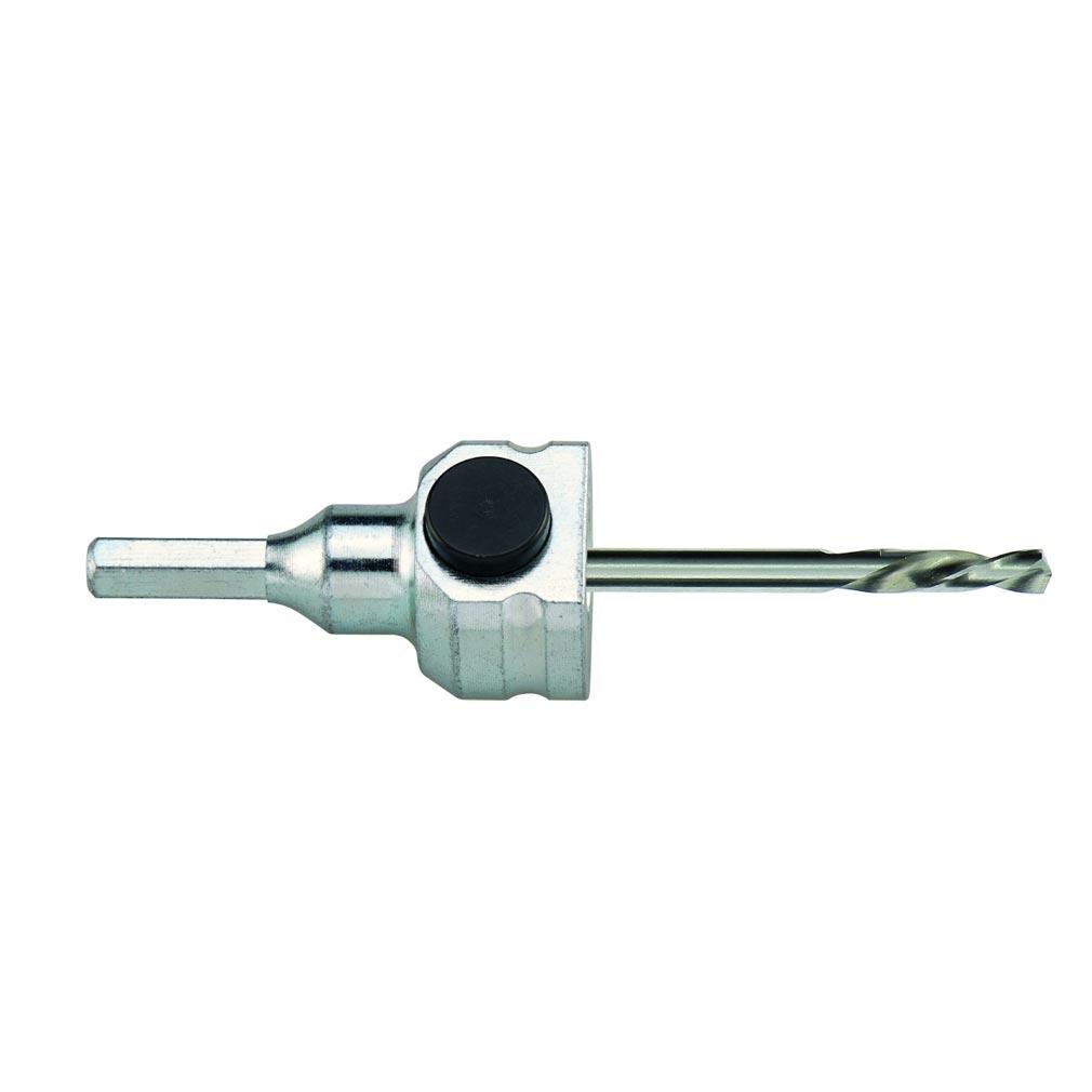Bizline - BIZ780150 -  Arbre 6 pans pour scies cloche CLIC II avec foret HSS 120 mm