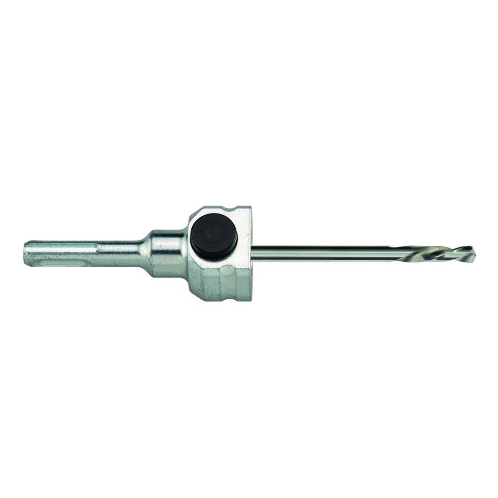 Bizline - BIZ780151 -  Arbre SDS+ pour scies cloche CLIC II avec foret HSS 120 mm