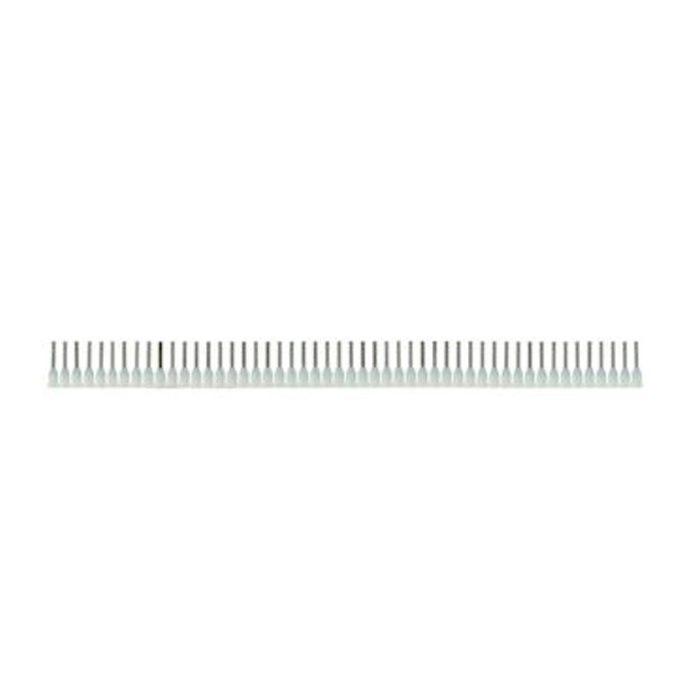 Bizline - BIZ781520 -  BIZLINE  781520 -  Embouts de câblage en bande D= 0.5 mm² (10 bandes de 50 embouts)