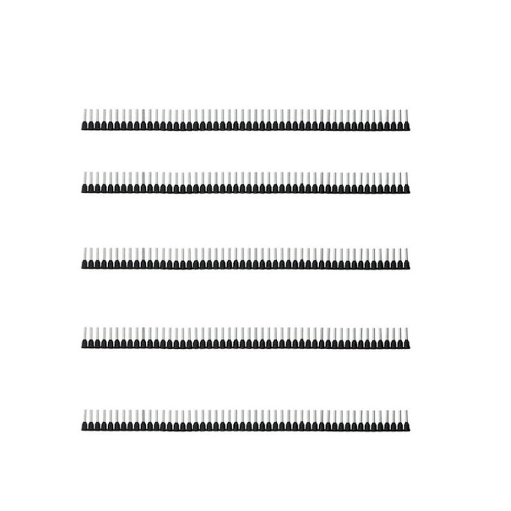 Bizline - BIZ781523 - BIZLINE 781523 -  Embouts de câblage en bande D= 1.5 mm² (10 bandes de 50 embouts)