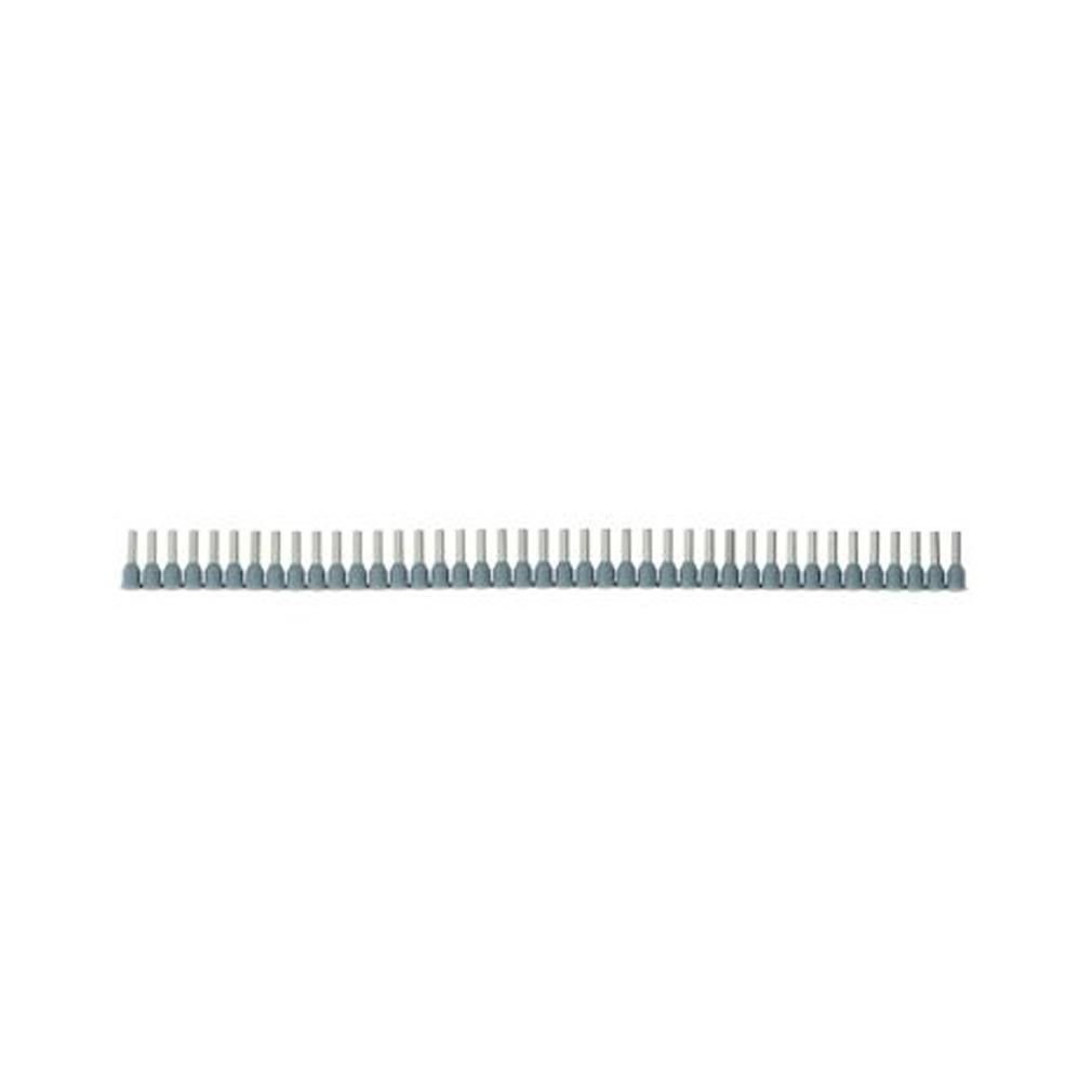 Bizline - BIZ781524 -  BIZLINE  781524 -  Embouts de câblage en bande D= 2.5 mm² (10 bandes de 40 embouts)