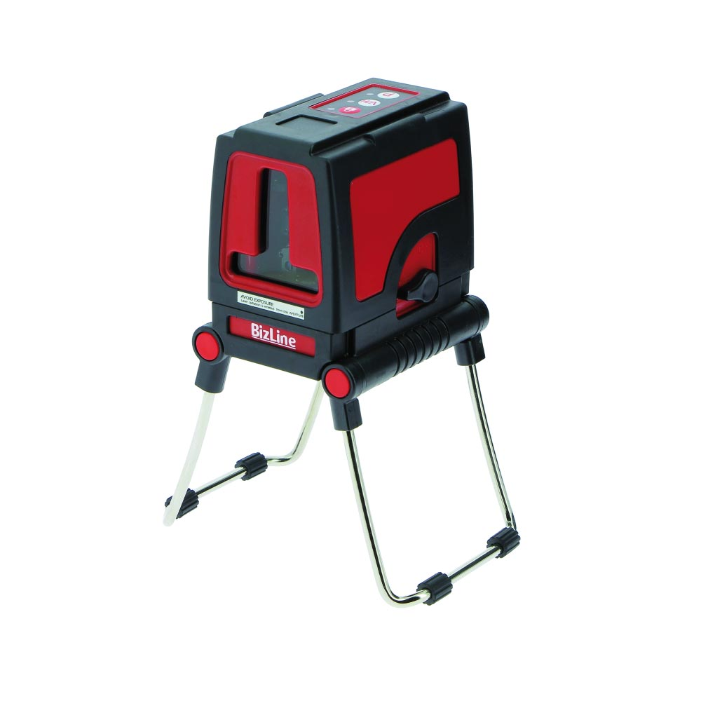 Bizline - BIZ782276 -  Niveau laser croix autonivelant classe II