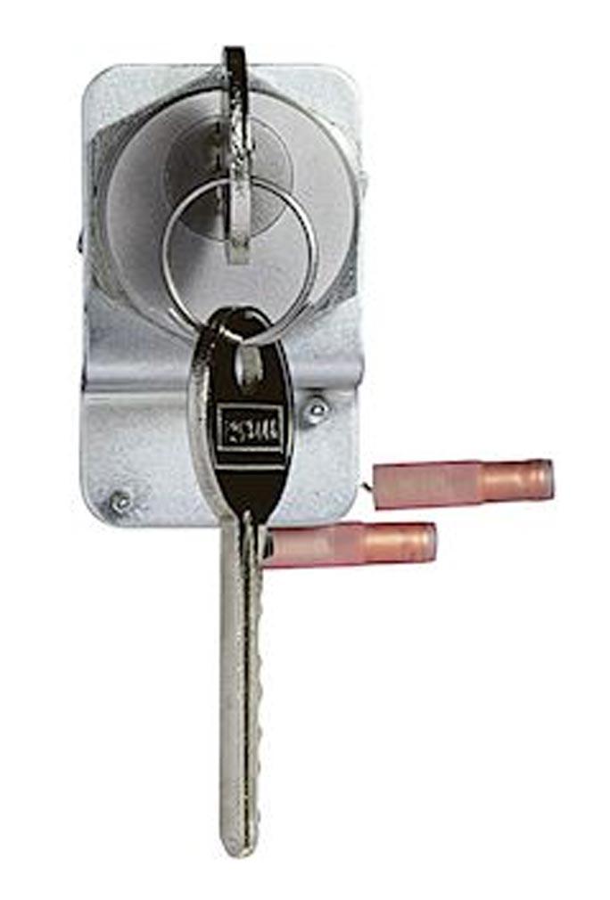 Bticino - TIC003748 - BTICINO 003748 -  Canon P&T livré avec 2 clés