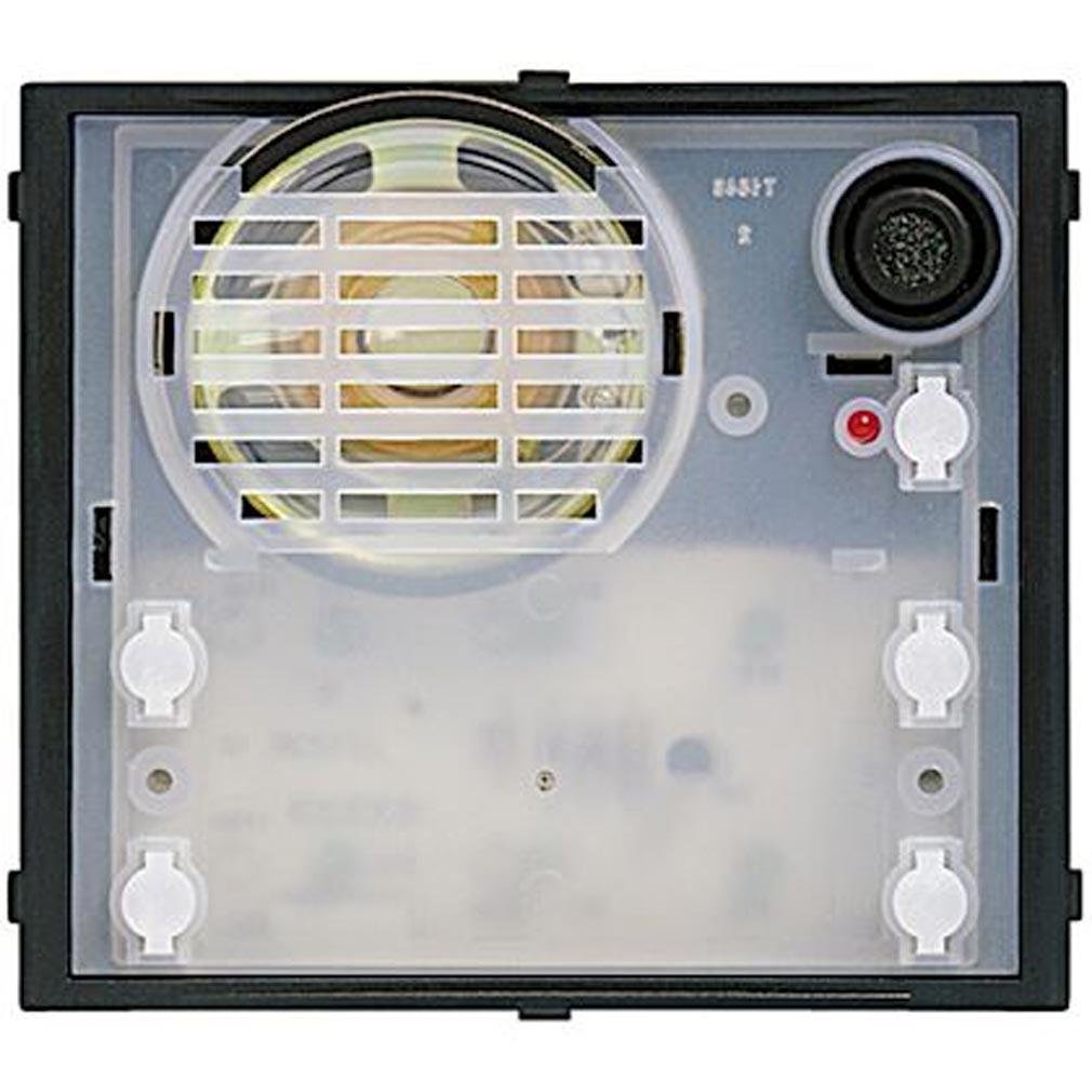 Bticino - TIC332120 - BTICINO 332120 - Module analogique micro/haut-parleur - avec 2 boutons-poussoirs