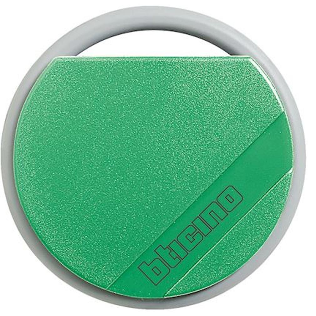 Bticino - TIC348202 - BTICINO 348202 - BADGE RESIDENT VERT