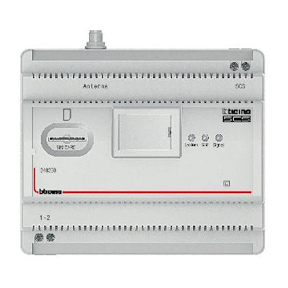 Bticino - TIC348330 - BTICINO 348330 - Module de communication GPRS pour système de contrôle d'accès Bticino