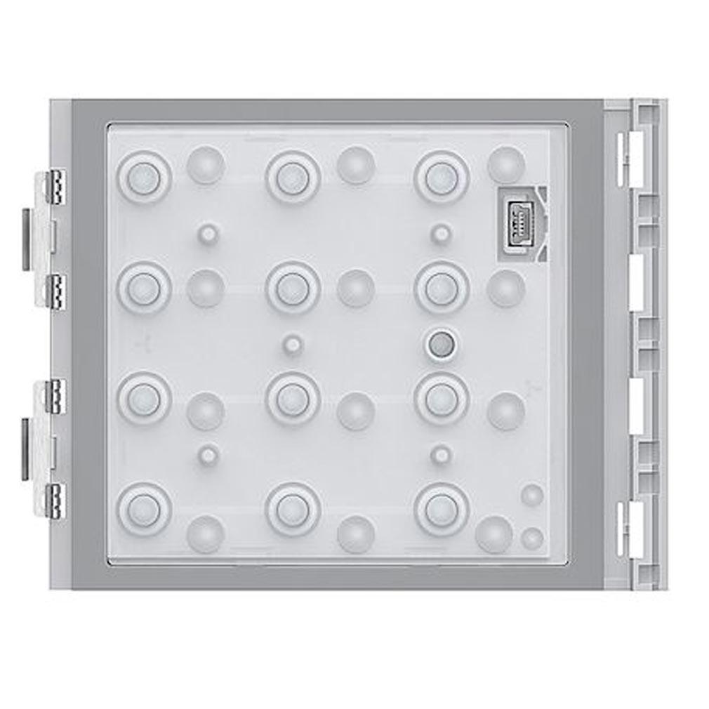 Bticino - TIC353000 - BTICINO 353000 - Module électronique Sfera - clavier codé pour ouverture de porte