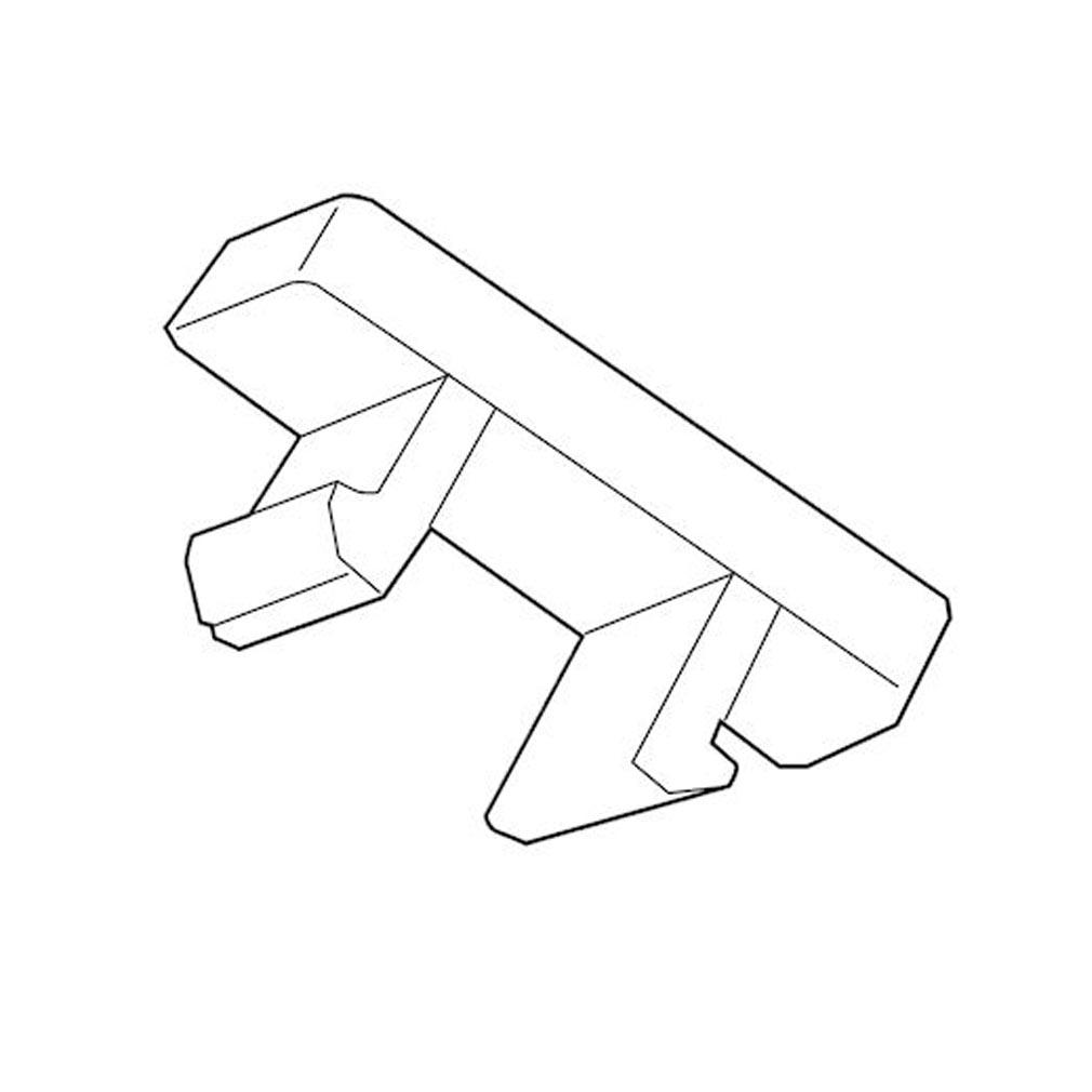 Cembre - CMB4105512 - REPERE POUR BORNES ENTRELEC SNA/PHOENIX CONTACT TYPE MG-CPM-