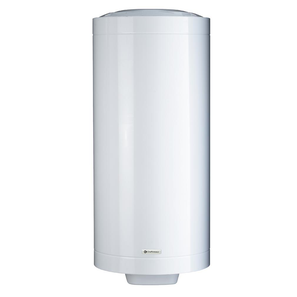 Chaffotea - CHF3010886 - Chaffoteaux 3010886 - Chauffe-eau électrique Blindé horizontal Horizontal étroit raccord à droite 100 Litres