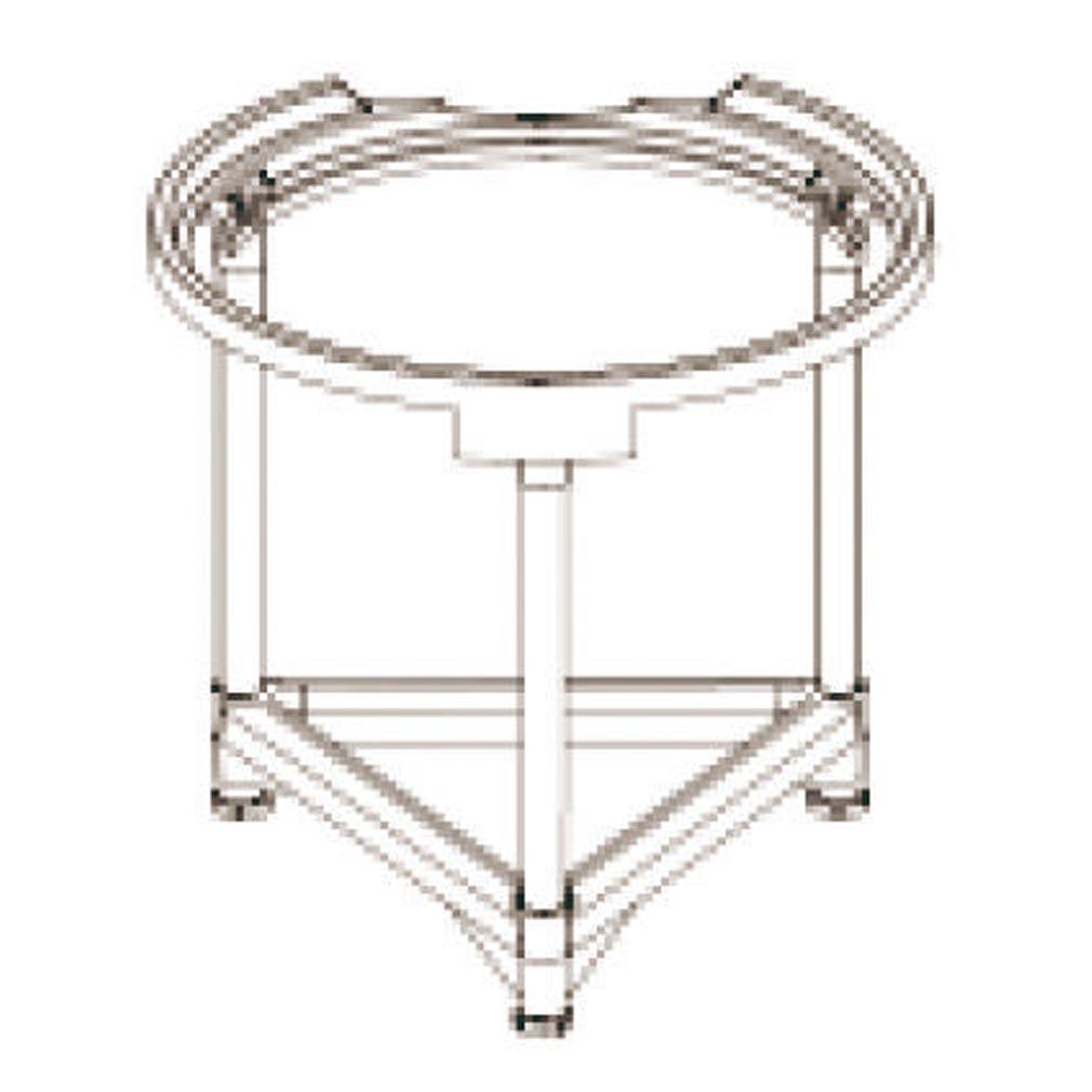 Chaffotea - CHF3078042 - CHAFFOTEAUX 3078042 - Trépied cuve pour CETD split