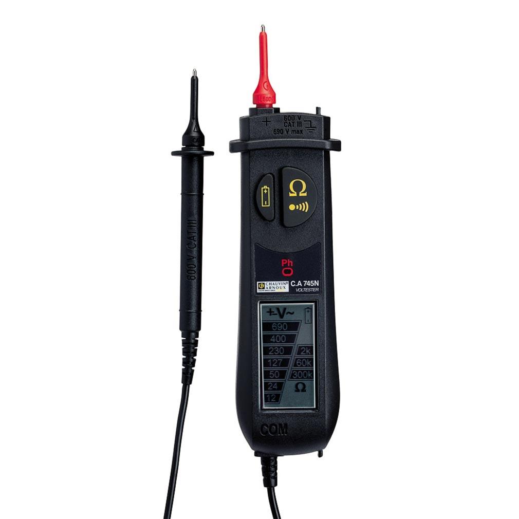 Chauvin a - CHXP01191743Z - P01191743Z - C.A 745N TESTEUR DE TENSION - testeur de tension et de continuité
