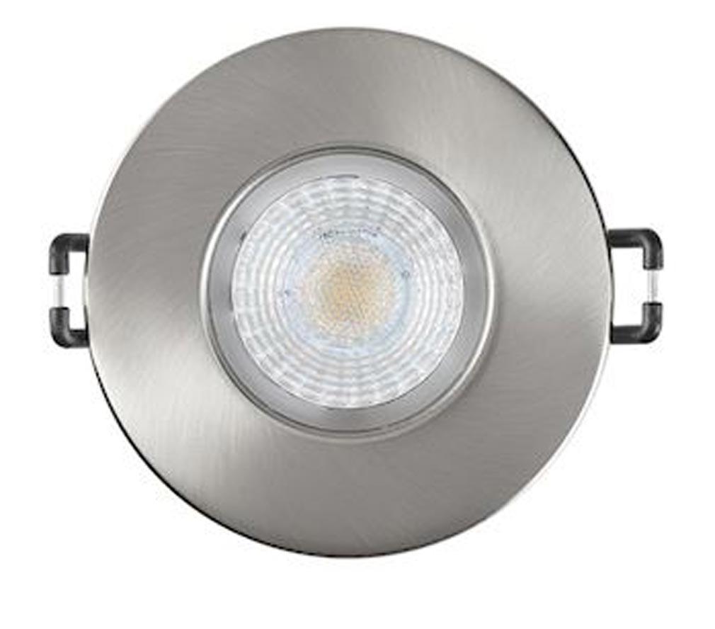 Collingwo - SLH3109813 - COLLINGWOOD DLT688BS5530 - 3109813 - H2 Lite 55DEG 4000K blanc mat dimmable 230V RT2012, recouvrable d'isolants