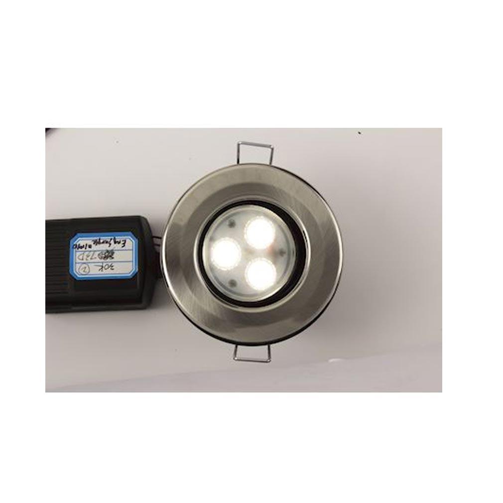 Collingwo - SLHDLT4357030 - COLLINGWOOD DLT4357030 -  H4 PRO 550 T, 70DEG,3000K, orientable, RT2012, IP65 et 5,2W, 100lm/W +
