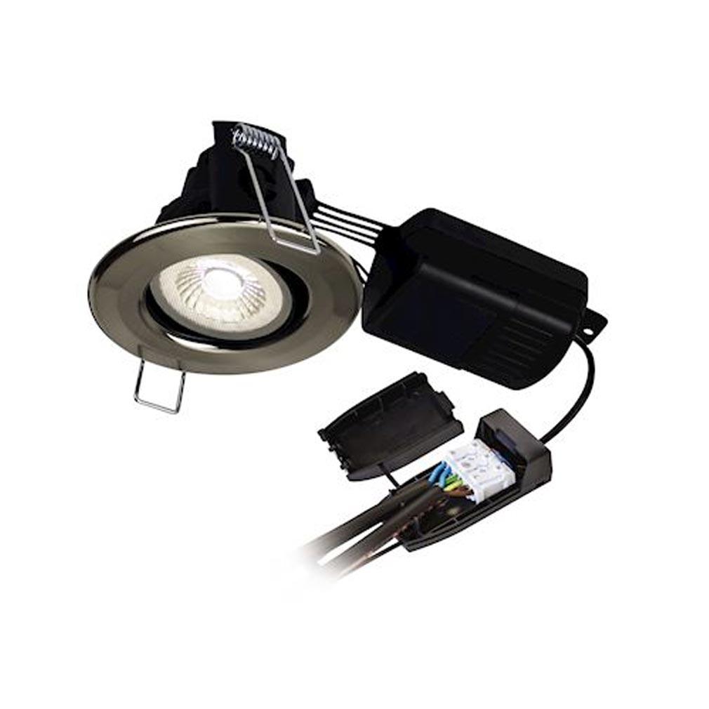 Collingwo - SLHDLT4365540 - COLLINGWOOD DLT4365540 -  H4 PRO 550 SPS, 55DEG,4000K, orientable, RT2012, IP65 et 5W, 100lm/W +