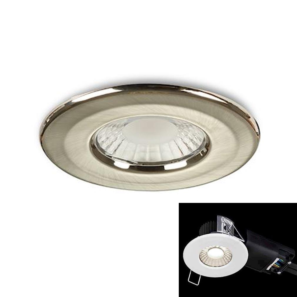 Collingwo - SLHDLT4566000 -  COLLINGWOOD DLT4566000 -  H2 Lite 500 CSP, encastré LED, couleurs LED commutables par micro switch intégré
