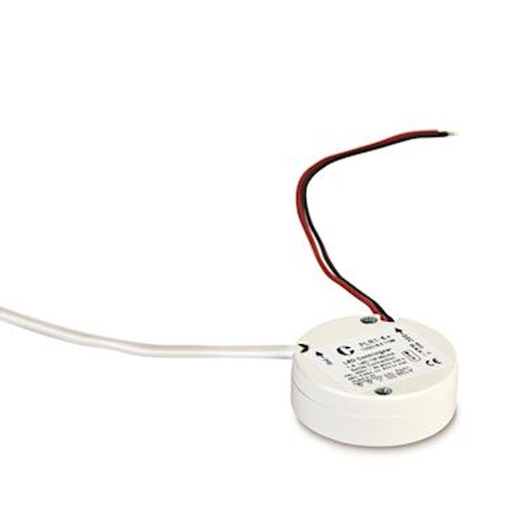 Collingwo - SLHPLR35015 - COLLINGWOOD PLR35015 - Alimentation LED en 350mA, IP40, 1 à 5 LED de 1W, non dimmable