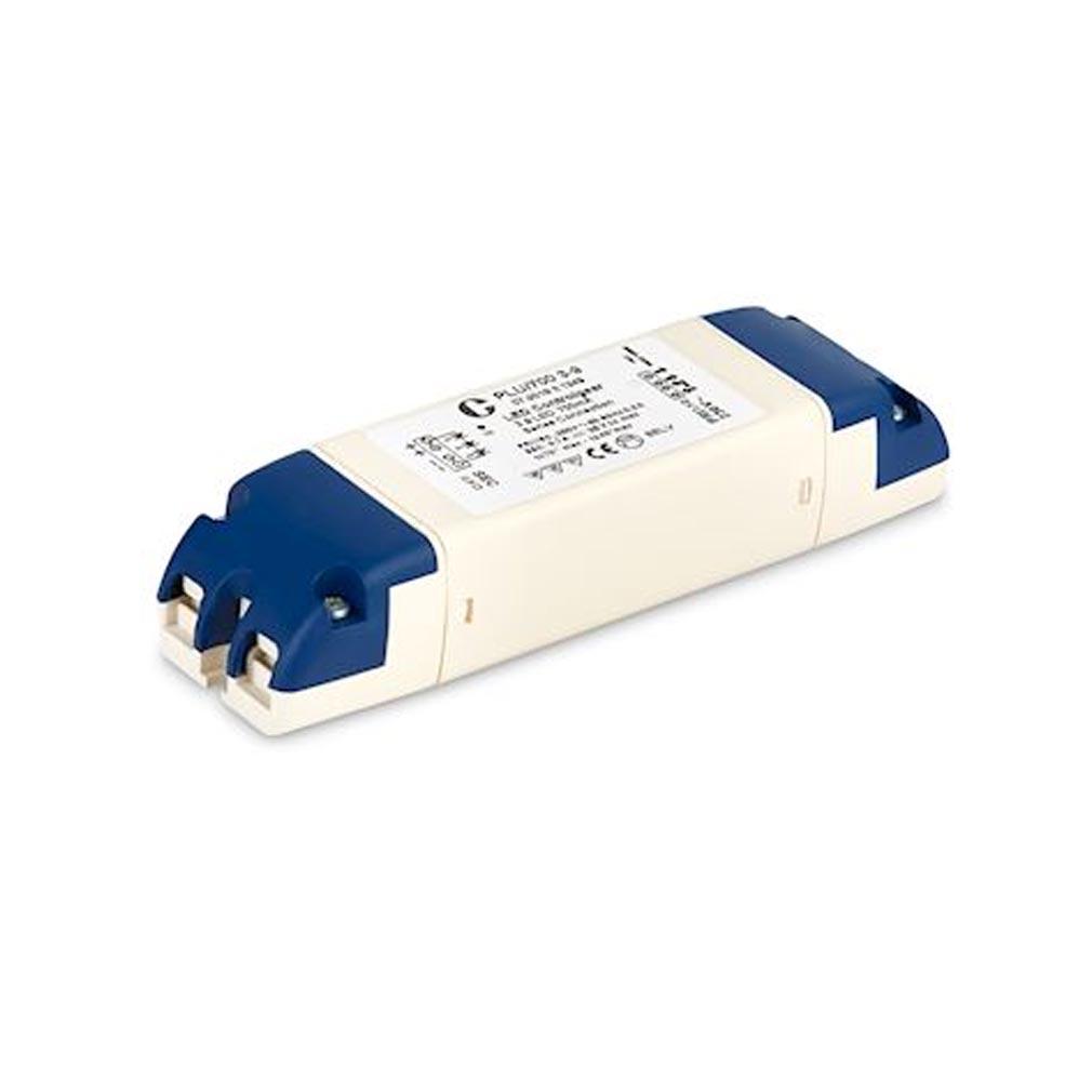Collingwo - SLHPLU70039 - COLLINGWOOD PLU70039 - Alimentation LED en 700mA, IP40, 3 à 9 LED de 3W, non dimmable, en courant constant
