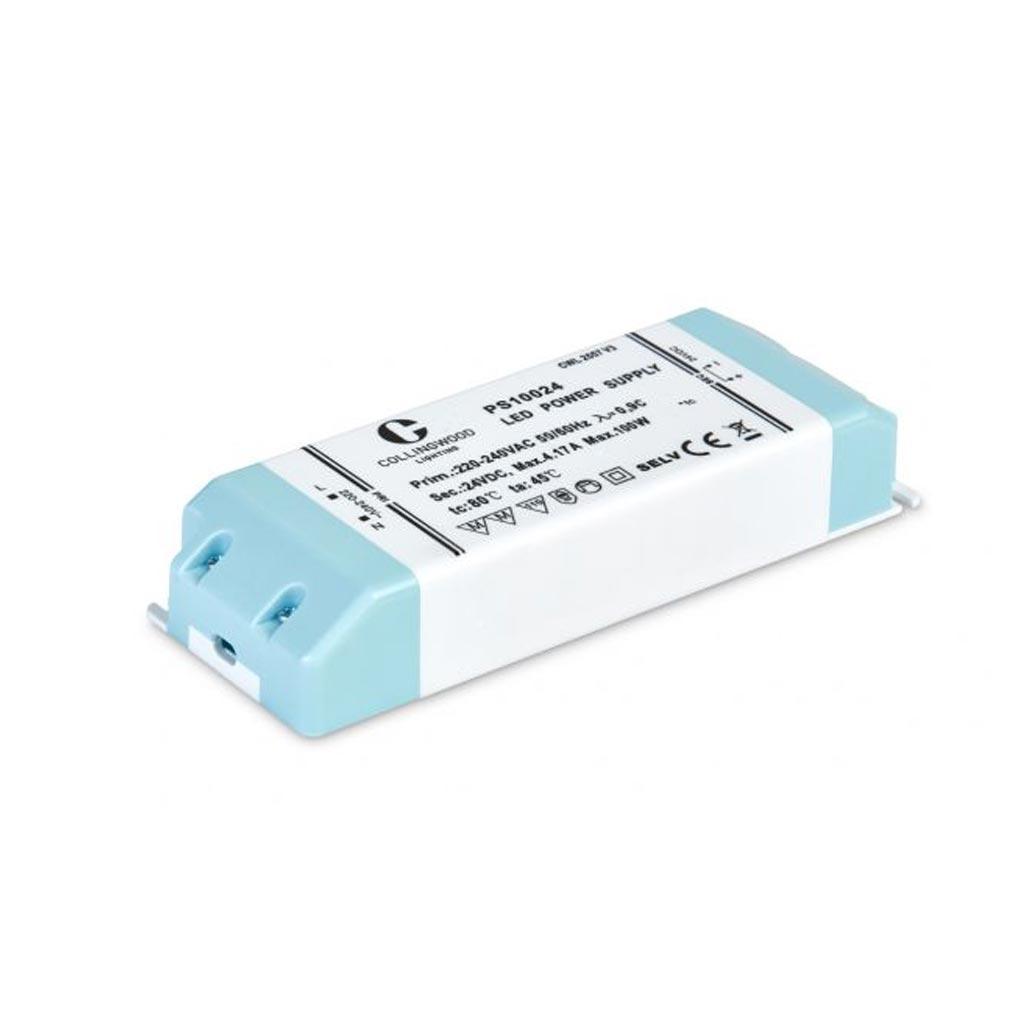 Collingwo - SLHPS10024 - ACOLLINGWOOD PS10024 - Alimentation LED en 24V, 100W, dimmable avec l'interface PDCINT110V