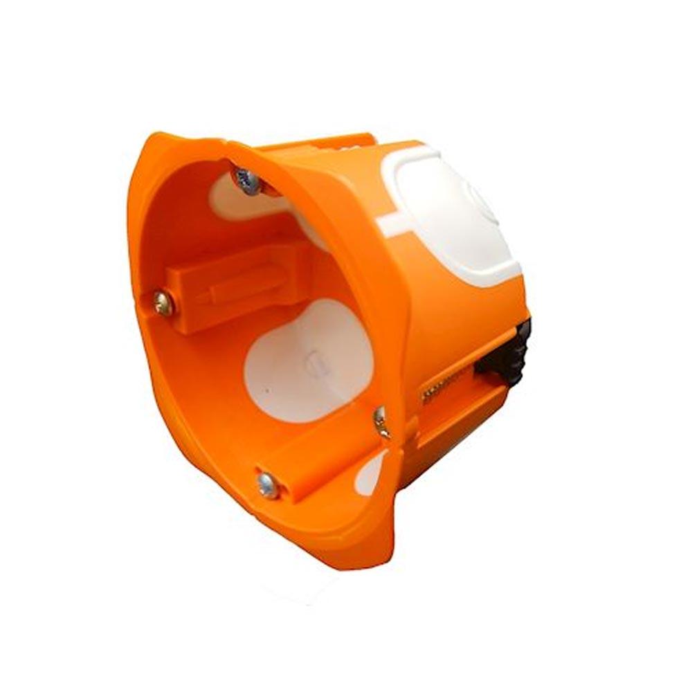 Cooper - CAP723043 - EATON CAPRI 723043 -  BOITE BBC CLOISONS SECHES PACK DE 300 CAPRITHERM+ SIMPLES H40 + SCIE CLOCHE
