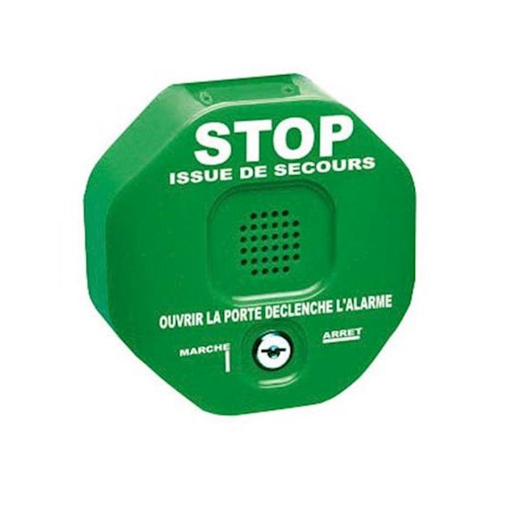 Cordia - KDAAASS0001 - CORDIA AASS0001 -  Alarme autonome pour sortie de secours