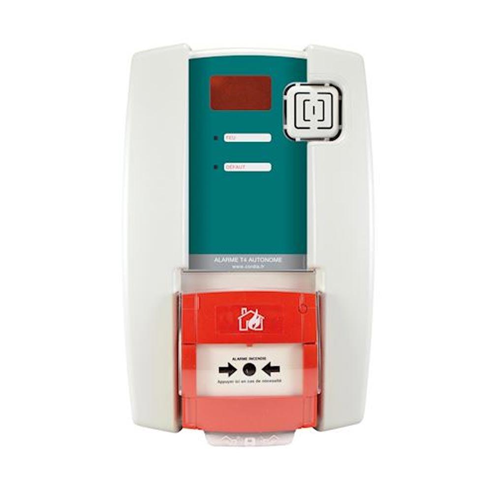 Cordia - KDAAATP4001 - CORDIA AATP4001 -  Alarme Type 4 autonome à pile Flash et son NFS32001