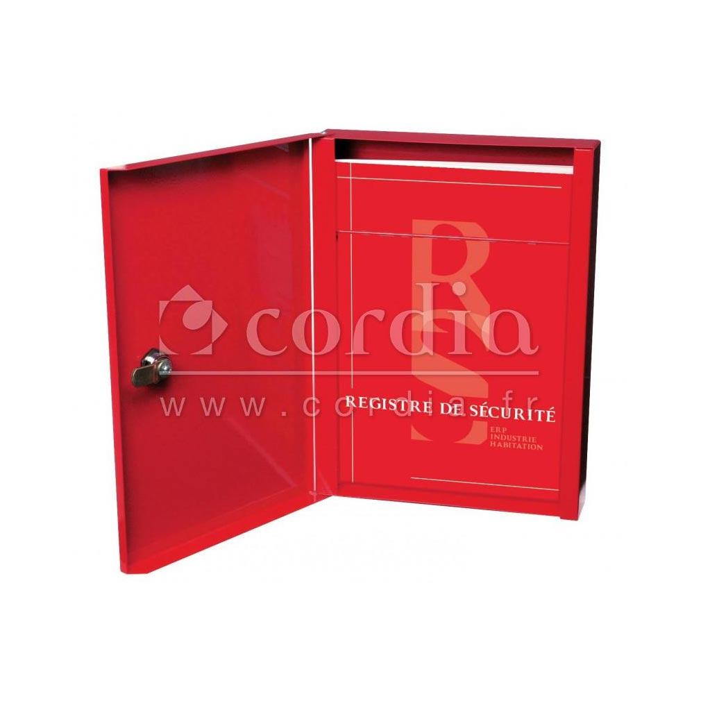 Cordia - KDAIKAR1080 - KIT ARMOIRE DE SECURITE + REGISTRE POUR ENTREPOTS