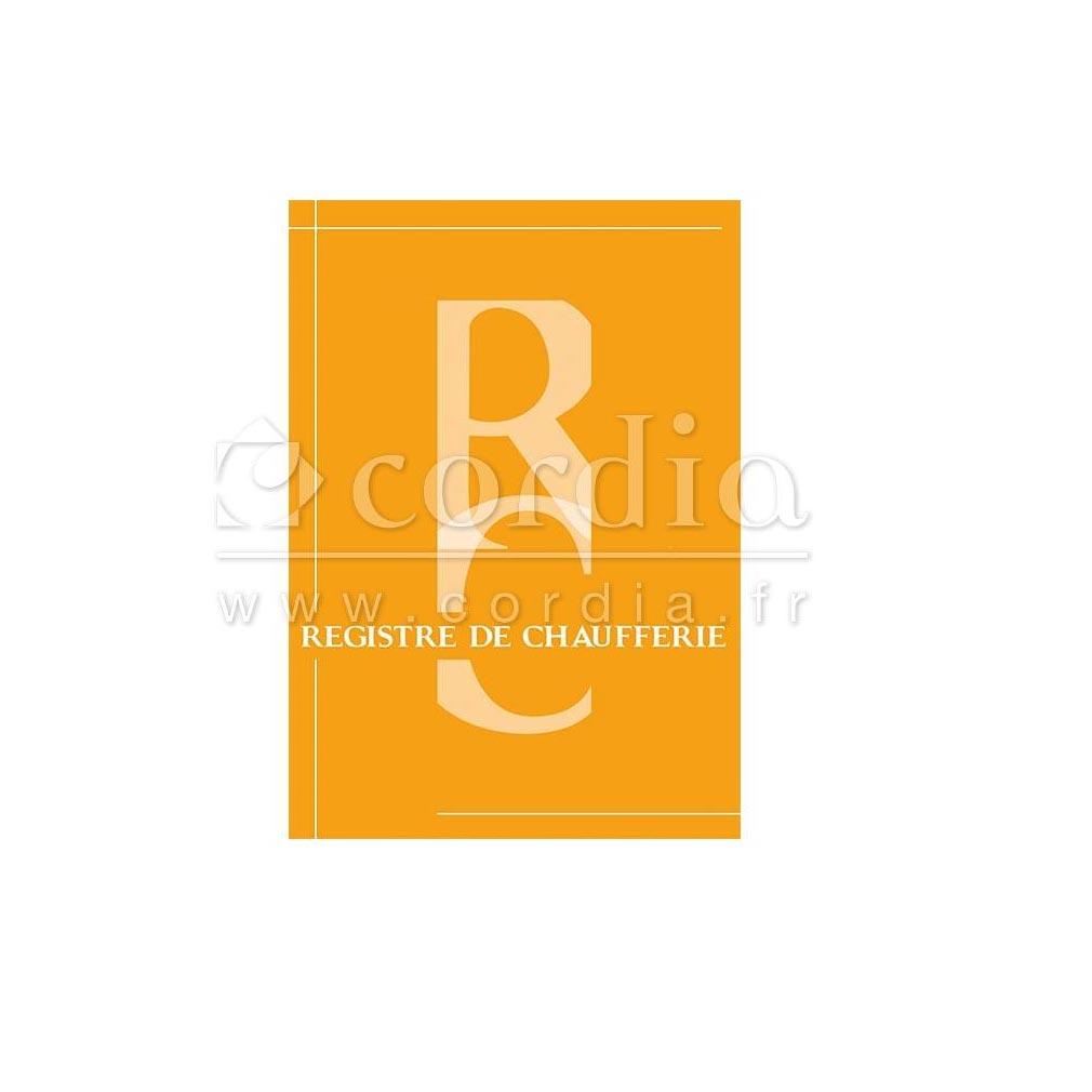 Cordia - KDAILIC0001 - LIVRET DE CHAUFFERIE 48 PAGES