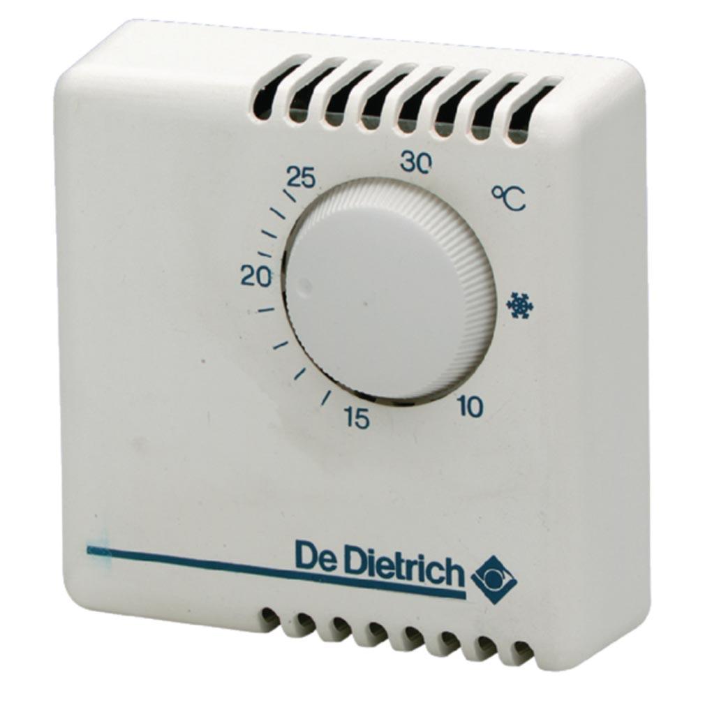 De dietri - DDQ88017859 - Thermostat d'ambiance non programmable