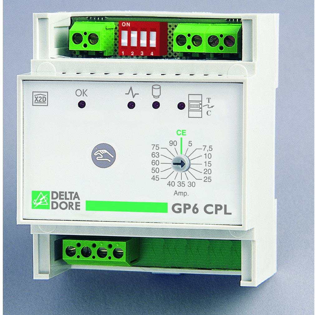 Delta dor - DDO6051109 - GP6 CPL DELESTEUR CPL