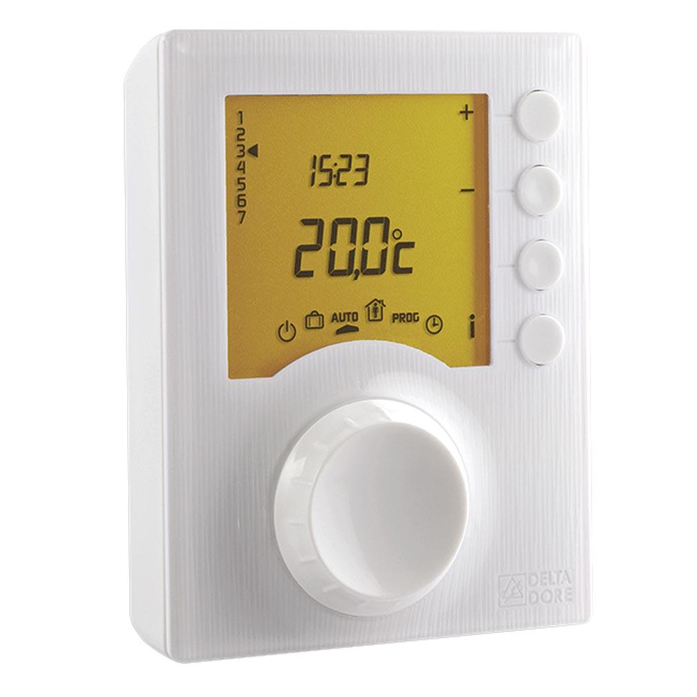 Delta dor - DDO6053008 - DELTA DORE TYBOX217 - 6053008 - Thermostat programmable