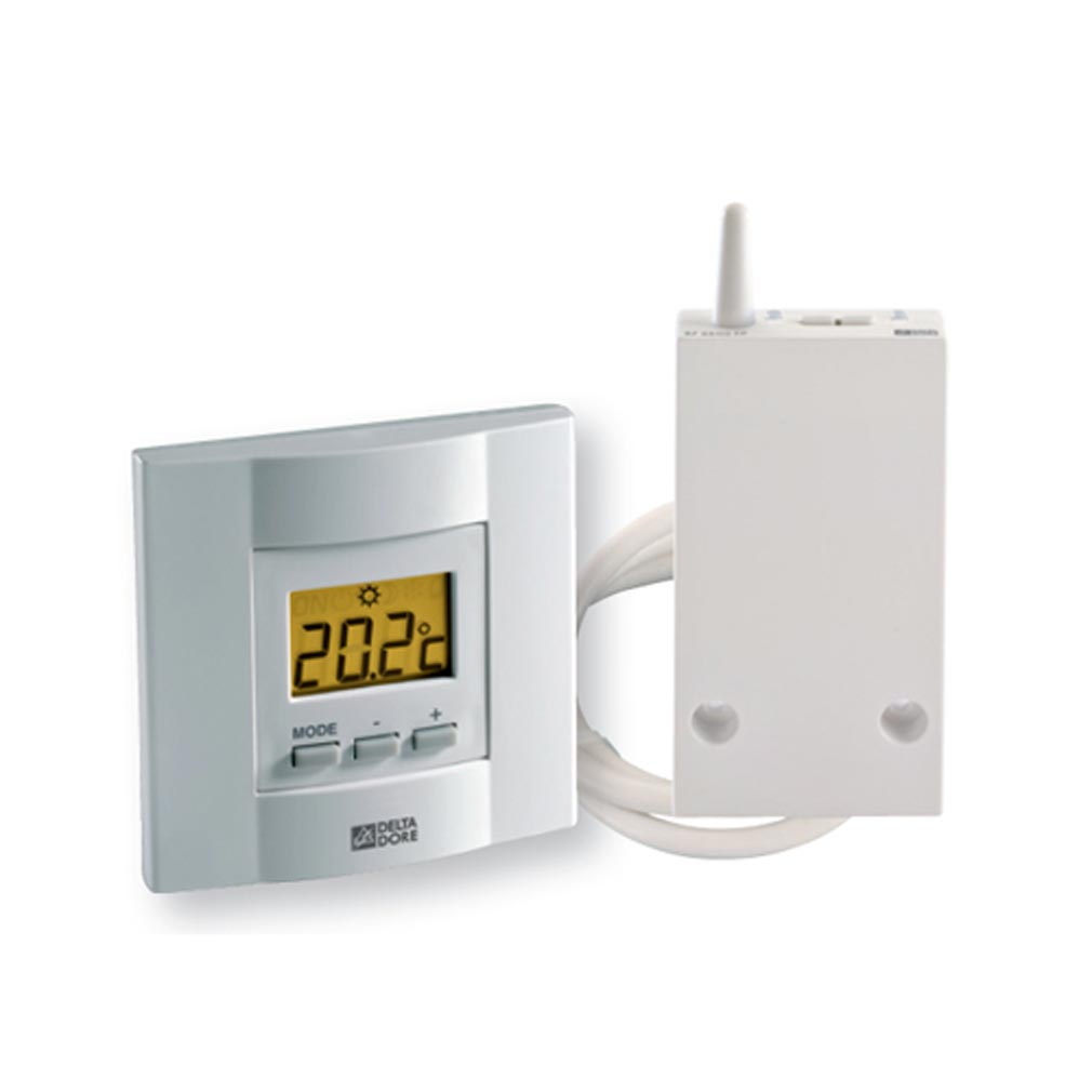 Delta dor - DDO6053035 - DELTA DORE 6053035 - TYBOX 23 THERMOSTAT ELEC RADIO